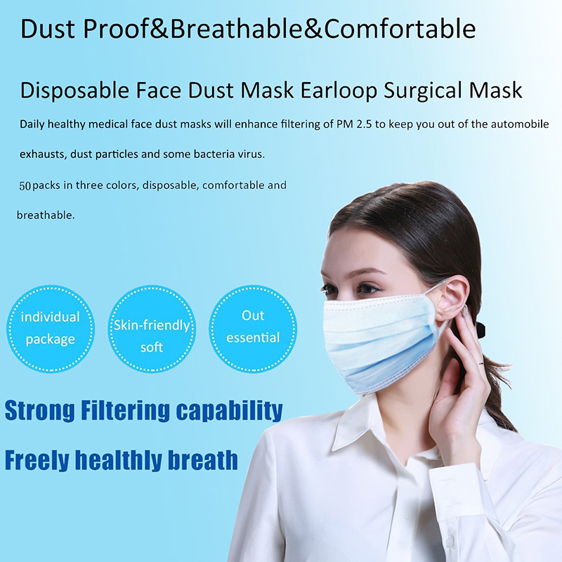 Disposable Protective Mask(图1)